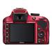 Nikon D3300 DSLR Body + Nikkor 18-55mm VR II Lens