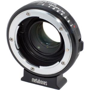Metabones Speed Booster Nikon G Lens to Blackmagic Cinema Camera