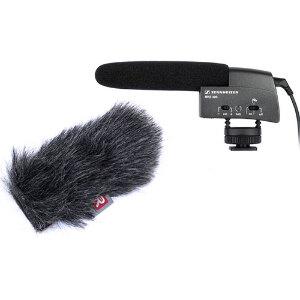Rycote Mini Wind Jammer for Sennheiser MKE400