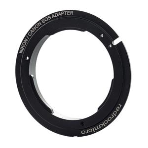 Redrock Micro Nikon to Canon EF Lens Mount Adapter