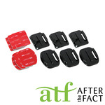 ATF Curved and Flat Adhesive Mounts