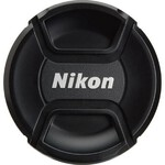 Nikkor Snap-On Front Lens Cap #LC-62