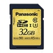Panasonic 32GB Gold Series SDHC