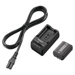 Sony Charger & Battery Kit ACCTRW