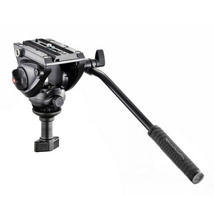 Manfrotto MVH500A Fluid Video Head w/ 60mm Half Ball