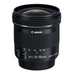 Canon 10-18mm EF-S f/4.5-5.6 IS STM