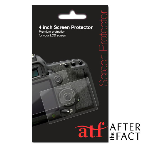 ATF Universal Screen Protector – 2 Pack
