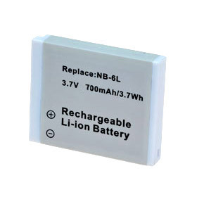 Inca Rechargeable Li-Ion Battery Canon NB-6L