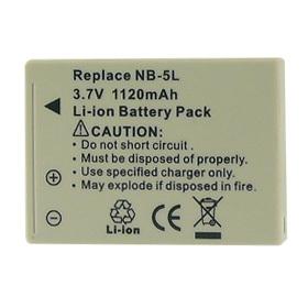 Inca Rechargeable Li-Ion Battery Canon NB-5L