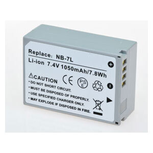 Inca Rechargeable Li-Ion Battery Canon NB-7L