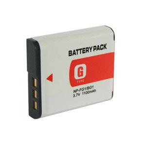 Inca Rechargeable Li-Ion Battery Sony NP-BG1