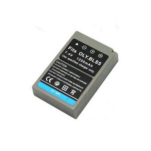 Inca Rechargeable Li-Ion Battery Olympus BLS-5