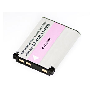 Inca Rechargeable Li-Ion Battery Olympus NP-80, NP-45, EN-EL10, Li-42B, Li-40B and D-Li63