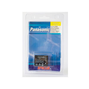 Inca CGA-S007 Li-Ion Battery for Panasonic
