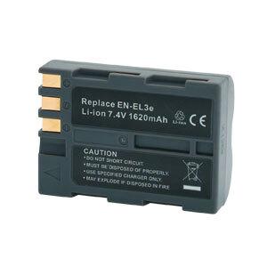 Inca EN-EL3E Li-Ion Battery for Nikon