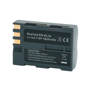 Inca EN-EL3E Li-Ion Battery for Nikon