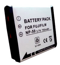 Inca NP-50 Li-Ion Battery for Fujifilm, Casio, Kodak & Pentax