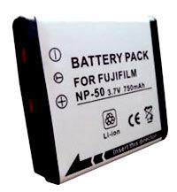 Inca NP-50 Li-Ion Battery for Fujifilm, Casio, Kodak & Pentax