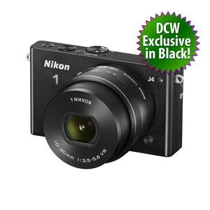 Nikon 1 J4 + 10-30mm VR Zoom Lens