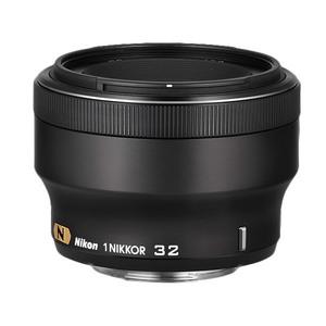 Nikon 1 Nikkor AF 32mm f1.2 Lens