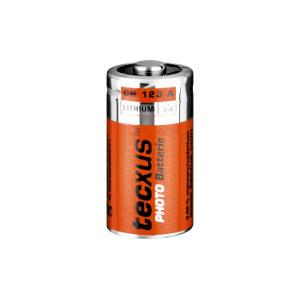 Tecxus CR123A Li-Ion Battery