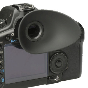 Hoodman Rubber Eye Cup - HEYENSG - Nikon