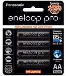 Panasonic Eneloop Pro AA Battery 4 Pack