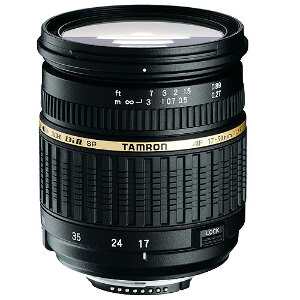 Tamron SP AF 17-50mm F/2.8 XR Di II LD Aspherical [IF] - Sony A-Mount