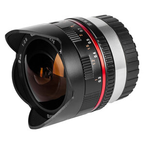Samyang 8mm f/2.8 Fisheye for CSCs