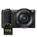 Sony A5100 + 16-50mm PZ OSS Lens