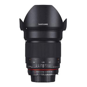 Samyang 24mm f/1.4 - Canon