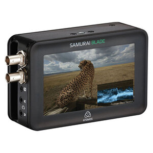 """Atomos Samurai Blade 5"""" SDI On-Camera Monitor & Recorder"""