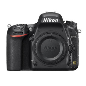 Nikon D750 DSLR – Body Only