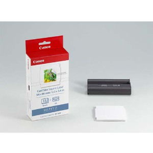 Canon Ink & Label Pack Square 18 sheets - KC18IS