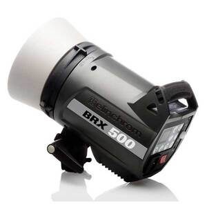 Elinchrom BRX 500 - Head Only with Protection Cap