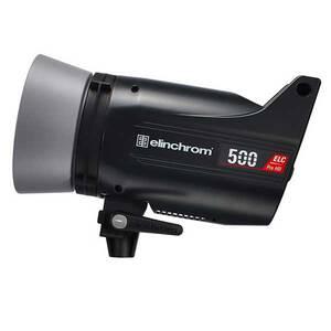 Elinchrom ELC Pro HD Flash 500ws Head Only (20613)
