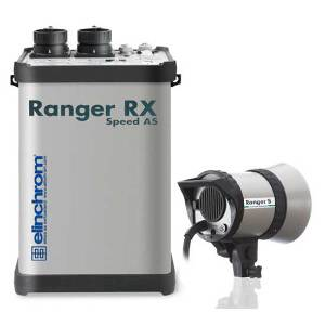 Elinchrom Ranger RX Speed AS/Pack and S-Head Only - 10273