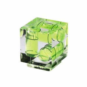 Hama 3 Axis Camera Spirit Level - 3 Bubbles