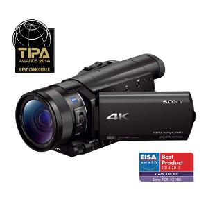 Sony FDR-AX100 4K Camcorder