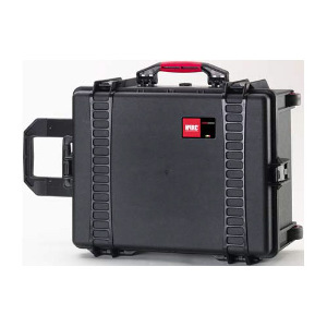 HPRC P2600 Watertight Case with Cubed Foam & Wheels
