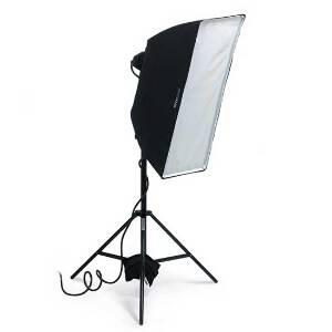 Bowens Strip Wafer 100 - 100x38x25cm