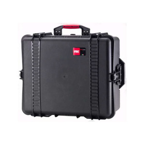 HPRC P2700 Watertight Case with Cubed Foam & Wheels