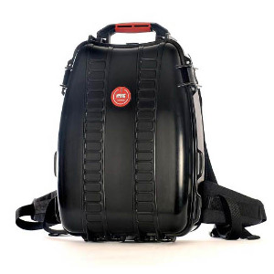 HPRC P3500 Black Watertight Case with Cordura Bag
