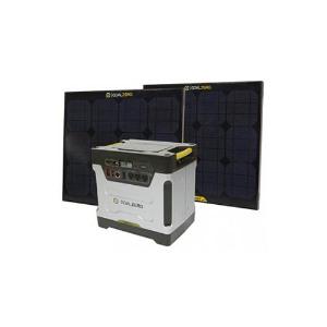 Goal Zero Yeti 1250 Kit Portable Power Supply + 2 x Boulder 30 and Case