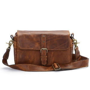 ONA Bowery Leather Camera Bag