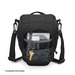 Lowepro Toploader Zoom 50 AW II Camera Bag - Blue Colour