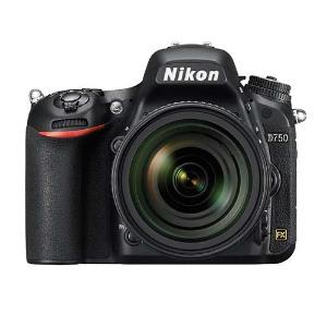 Nikon D750 DSLR + 24-120mm F/4 ED VR Lens