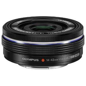 Olympus M.ZUIKO 14-42mm f/3.5-5.6 III EZ Micro Four Thirds Lens