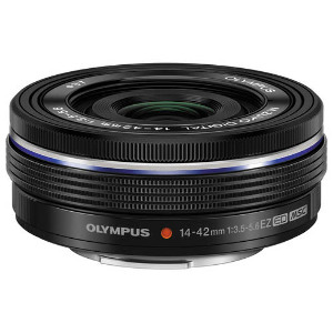 Olympus M.Zuiko 14-42mm f/3.5-5.6 III EZ Lens