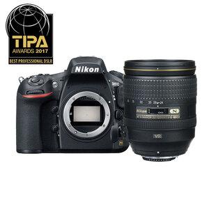 Nikon D810 DSLR + 24-120mm f/4 G ED VR Lens